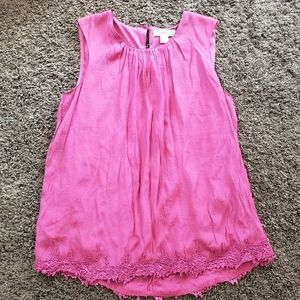 Womens Coldwater Creek Tank Top Size Small
